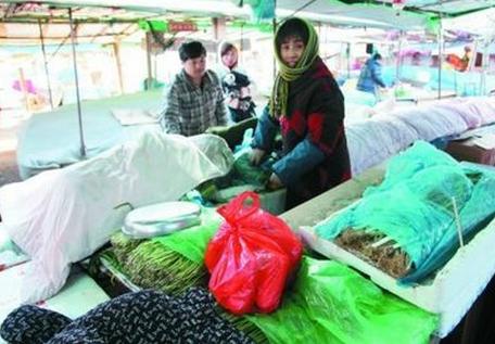 """杭州气温走低 我县菜价进入""""冬季模式"""""""