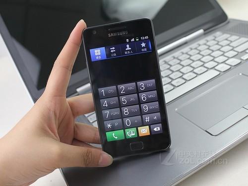 图为:三星I9100手机